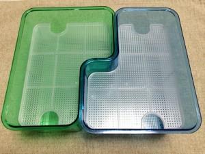 SELON 水栽用スプラウトポット L型 スプラウト 栽培 容器 専用容器 水耕栽培