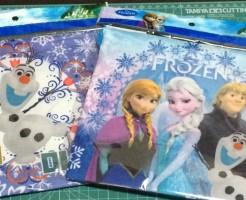 アナと雪の女王 100均 アナ雪 巾着袋 グッズ