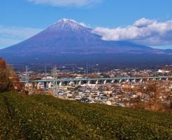 富士山 高速道路 静岡